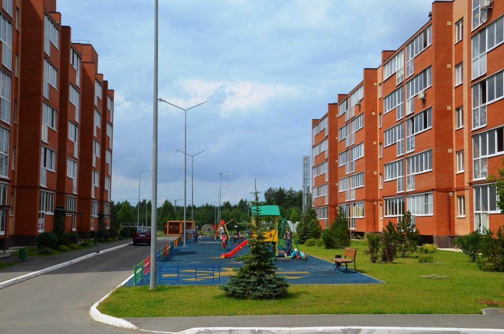 Южный парк квартиры в сданных домах