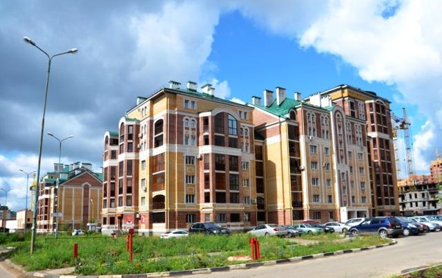 Larry : квартиры в казани солнечный город